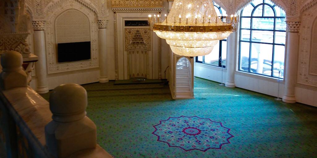 moschee besuch der 9 1 in der omar moschee otto nagel gymnasium. Black Bedroom Furniture Sets. Home Design Ideas