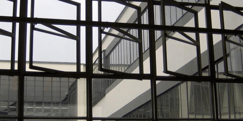 Bauhaus Fenster