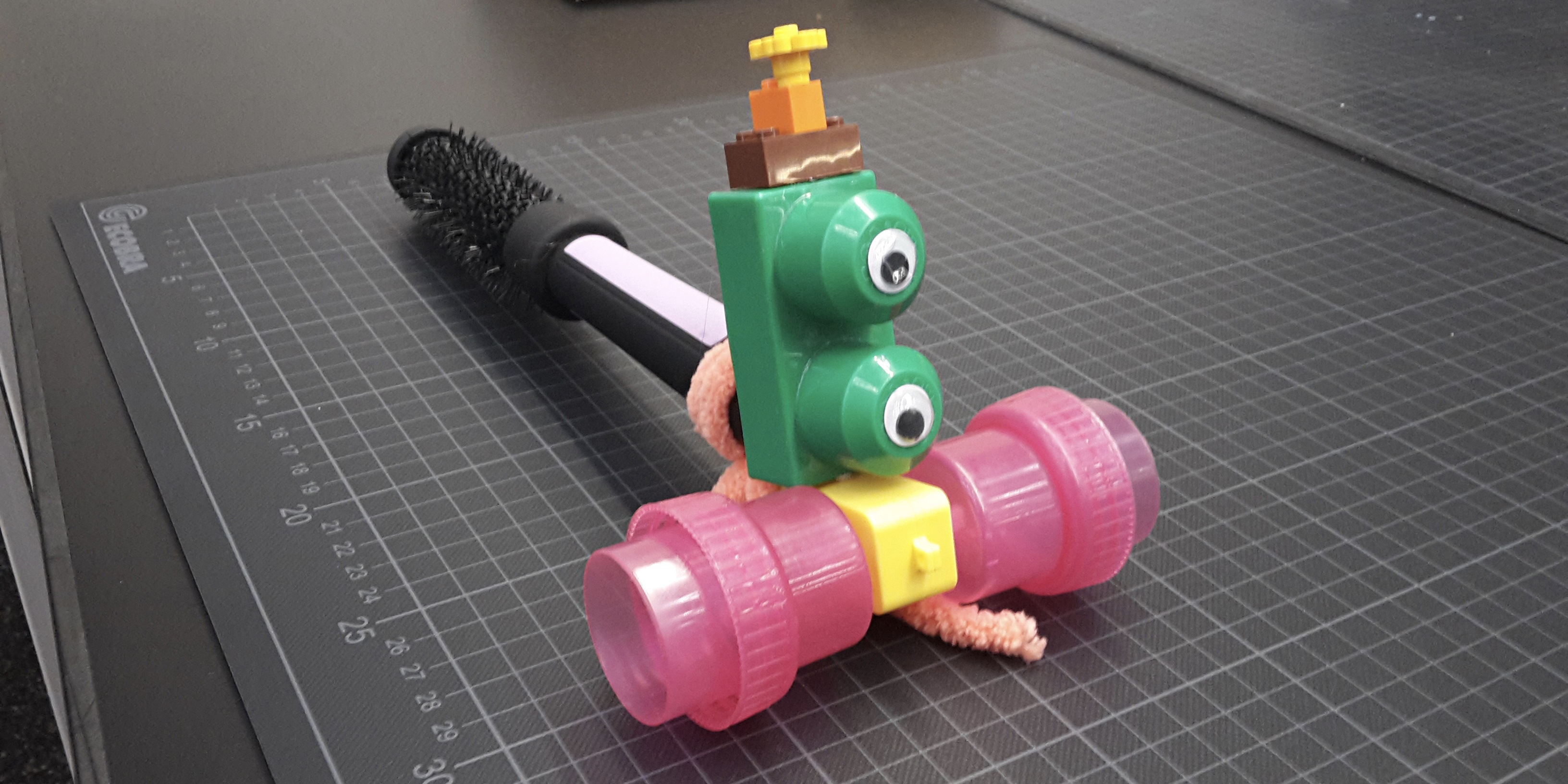 Ort für Visionäre - Das Futurium Roboter Lab am 16. September   Otto ...