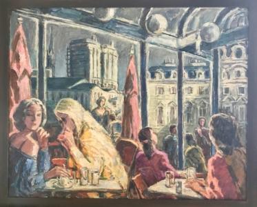 Prof. Ronald Paris: Pariser Café