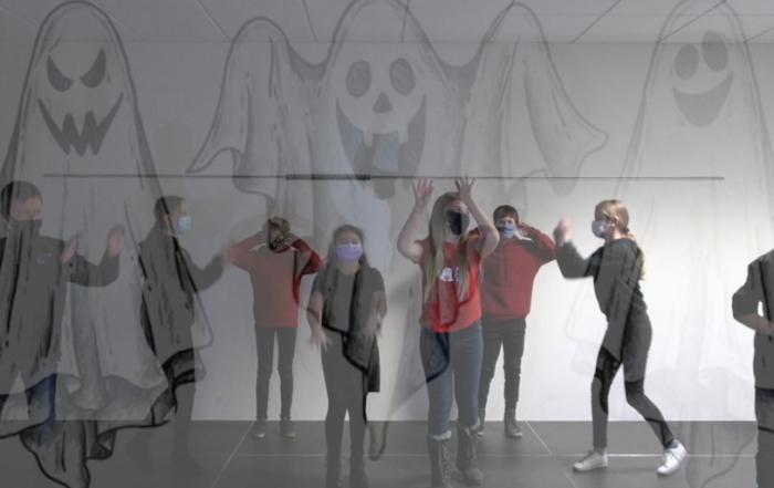 halloween musical Musik enrichment spooky gespenster 6.2 - 1